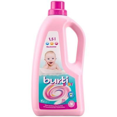 Фото Burti Универсальное средство для стирки Liquid 1,5 л