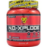Фото BSN N.O.-Xplode Pre-Training Igniter 555 g (30 servings)