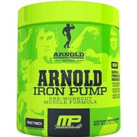 Фото MusclePharm Arnold Iron Pump 30 Servings (180 g)