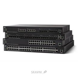 Cisco SF550X-24MP-K9