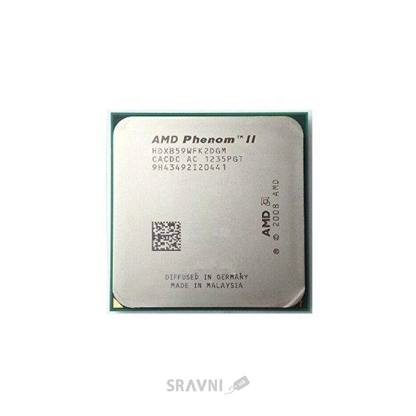 Процессор AMD Phenom II X2 B59
