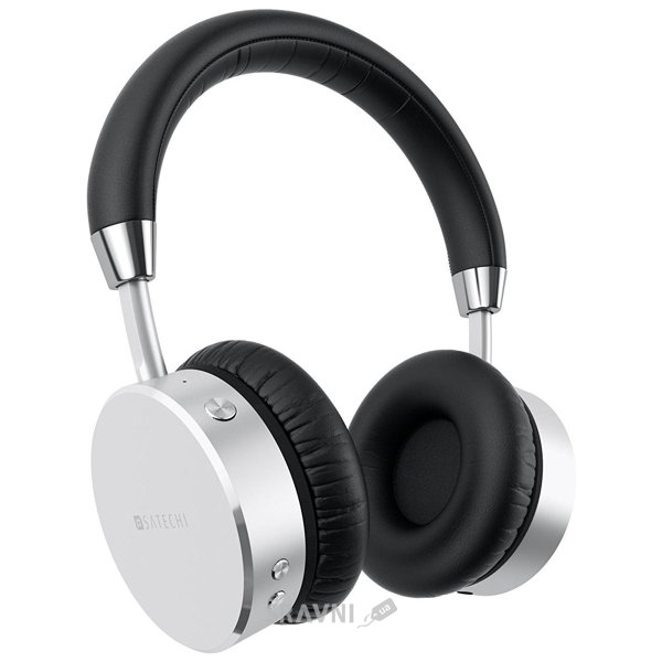 Наушник Satechi Aluminum Wireless Headphones