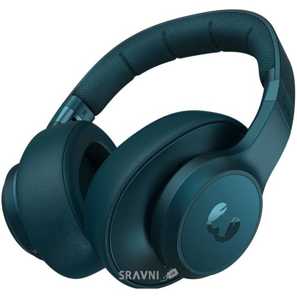 Наушник Fresh 'n Rebel Clam ANC Wireless Headphone Over-Ear Petrol Blue