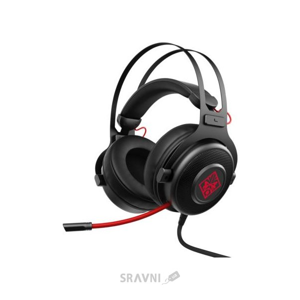 Наушник HP Omen Gaming Headset 800 (1KF76AA)