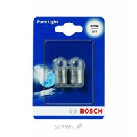 Фото Bosch R5W Pure Light 12V 5W (1987301022)