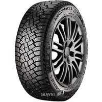 Фото Continental ContiIceContact 2 SUV (215/70R16 100T)