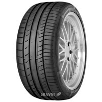 Фото Continental ContiSportContact 5 (205/50R17 93W)
