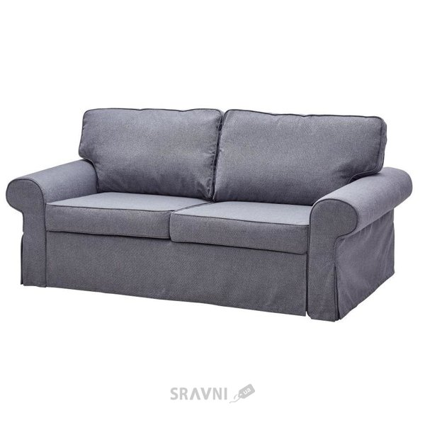 Ikea Evertsberg диван раскладной 2 местный 20344445 купить в