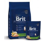 Фото Brit Premium Cat Sterilized 1,5 кг