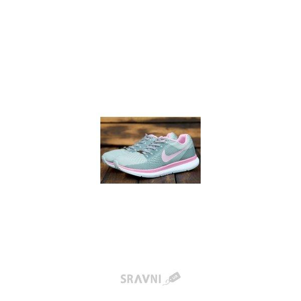 7184b551 Кроссовки, кеды женские Nike Женские кроссовки Nike Air Zoom Pegasus 34  бирюзовые с розовым F10394
