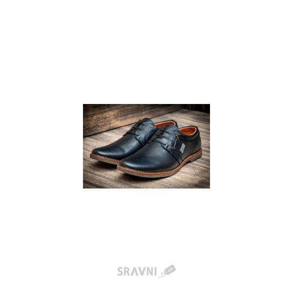 Другие Мужские туфли темно-синие E2700-2 - цены в Украине, купить ... 3ed743ebefe