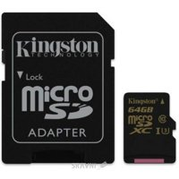 Фото Kingston SDCG/64GB