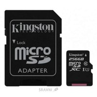 Фото Kingston SDCS/256GB